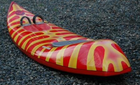 Wave ski built July 2009